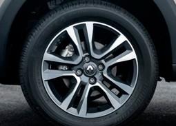 """Novas rodas 16"""" diamantadas"""